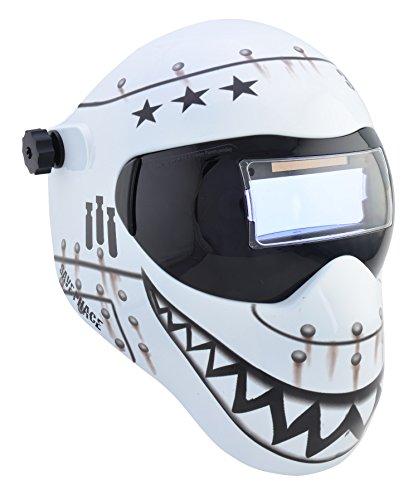 Save Phace–Careta 3012602EFP e–Serie D-Day casco de soldadura de Oscurecimiento Automático