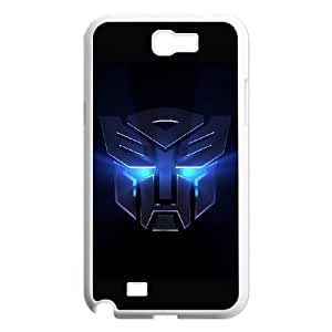 SamSung Galaxy Note2 7100 phone cases White Transformers fashion cell phone cases UTRE3309297