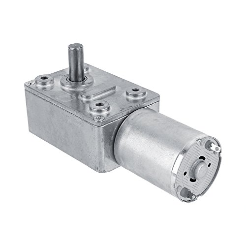 High Torque Turbo Geared Motor DC 12V Motor 2/3/10/30/100RPM (10 RPM)