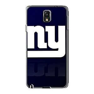 JamieBratt Samsung Galaxy Note 3 Scratch Protection Phone Covers Customized Colorful New York Giants Pattern [bjN16008cyUP]