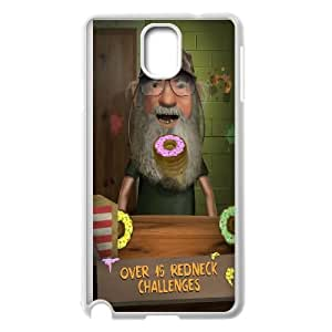 Samsung Galaxy Note 3 Cell Phone Case White Duck Dynasty SJ9480860