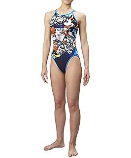 841e7c39274 arena(アリーナ) 練習用 競泳水着 レディース スーパーフライバック タフスーツ ディズニー DIS-