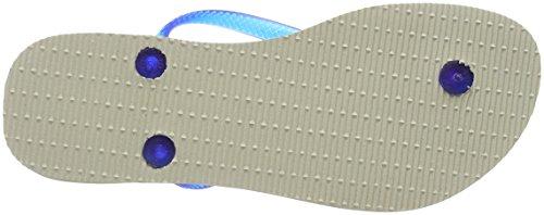 Damen Havaianas Paisage Slim blue beige Beige Zehentrenner px4q7n4wd8