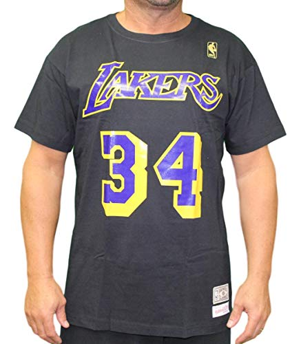 - Shaquille O'Neal Orlando Magic Mitchell & Ness NBA Men's