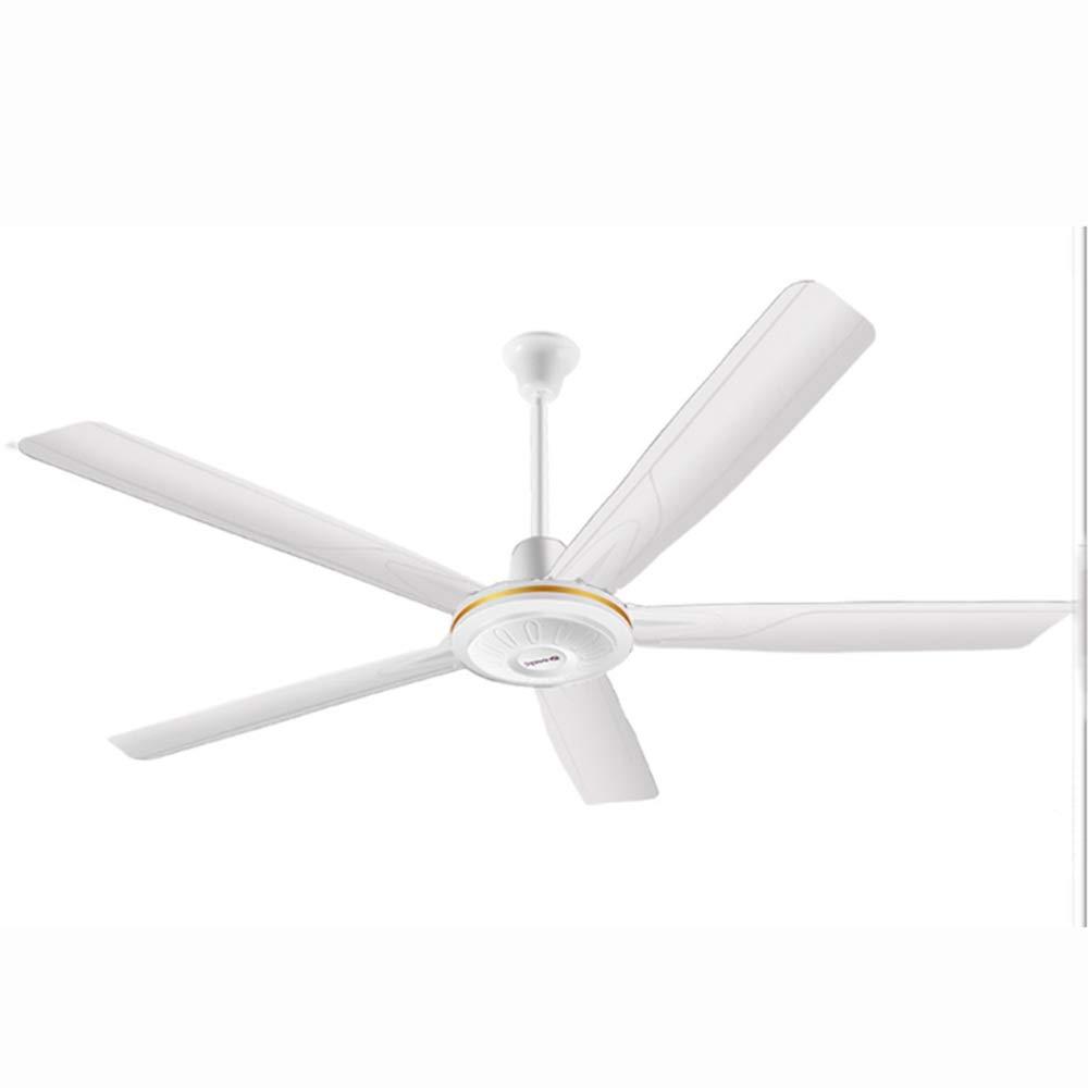 MAZHONG FANS Sala de estar de la casa de 56 pulgadas Ventilador silencioso Ventilador colgante de la f/ábrica de gran viento industrial