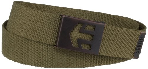 etnies Gürtel Staple Web Belt, military