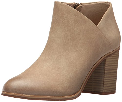 BC Footwear Women's Kettle Ankle Bootie Taupe yENHdyfYv