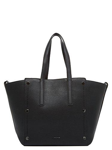 Calvin Klein Yvon Bolso shopping negro