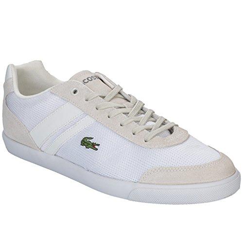 Lacoste Comba 116Para Hombre Trainers, Color Blanco, Talla 40 EU