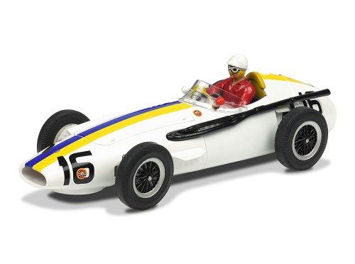 Scalextric 250F Maserati Slot Car (1:32 Scale) (Scale Slot 32 Car Body)