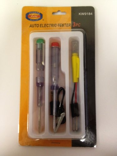 Home Electric Testers : Piece auto and home electrical tester
