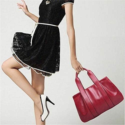 ファッションレトロの女性のショルダーバッグペレグリンメッセンジャーの女性のハンドバッグ 実用的 (色 : Red)