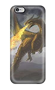 Hard Plastic Iphone 6 Plus Case Back Cover,hot Fire Dragon Case At Perfect Diy by Maris's Diary
