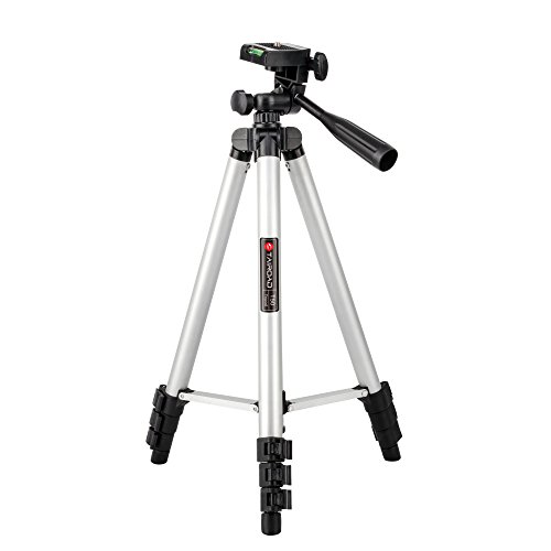 Tairoad 50 Inch Portable Light Weight Traveller Tripod for F