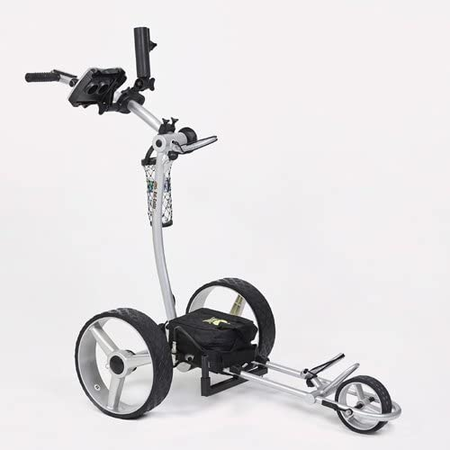 Bat Caddy X4 Electric Golf Caddy Trolley Cart FREE Accessory Pack