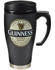 Koffiemok voor onderweg, met Guinness logo.