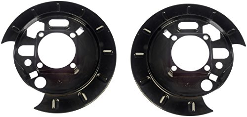 Dorman 924-208 Brake Dust Shield, Pair ()