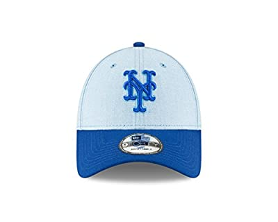 New Era New York Mets Blue 2018 Father's Day 9FORTY Adjustable Hat from New Era