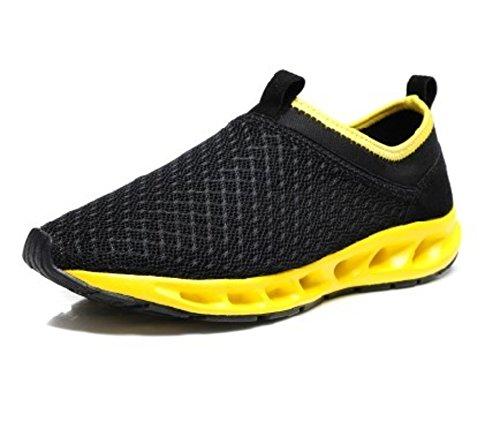 Verano deportes ocio zapatos/Malla transpirable zapatos de onda superficial/Zapatos Casual hombres C