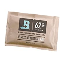 Boveda 62-Percentage RH Individually Over Wrapped 2-Way Humidity Control Pack, 60gm
