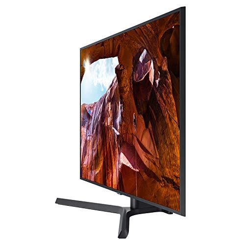 Téléviseur LED Ultra HD 4K 108 cm Samsung UE43RU7405 TV LED 4K 43 pouces TV connecté / Smart TV Netflix Tuner TNT terrestre / satellite Enregistrement PVR (sur USB) Son 20 W