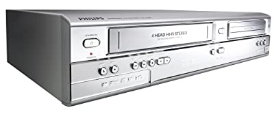 Philips DVDR600VR DVD Recorder with VCR from Philips
