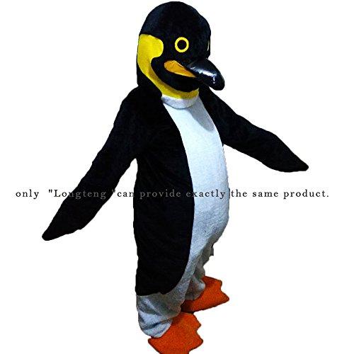 Penguin Mascot Costume Character Langteng Cartoon (TM) (Penguin Mascot Costume)