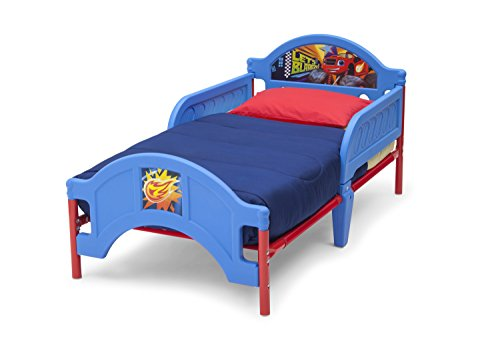 Delta Children Plastic Toddler Bed, Disney The Lion King 3