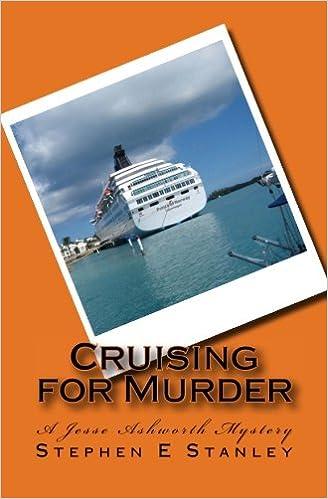 Book Cruising for Murder: A Jesse Ashworth Mystery