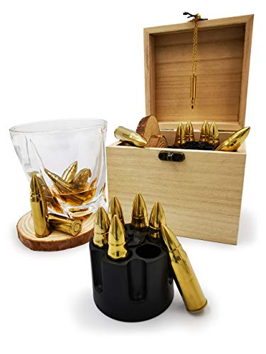 Bullet Shaped Whiskey Stones Rothino product image