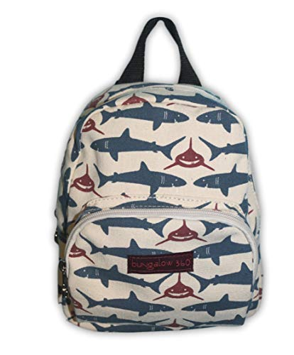 Bungalow 360 Kids Mini Backpack (Shark) ()