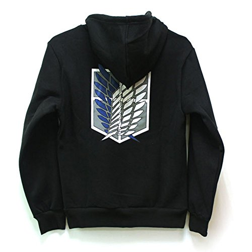 Attack on Titan Hoodie Shingeki no Kyojin Scouting Legion Hoodie Jacket 4 Colors
