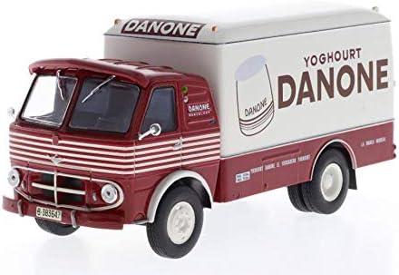 Desconocido 1/43 CAMION Truck Pegaso Z-207 Barajas DANONE