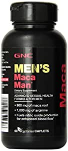 GNC Men's Maca Man 60 each