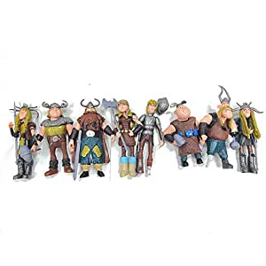 action Figures Dolls How to train your dragon
