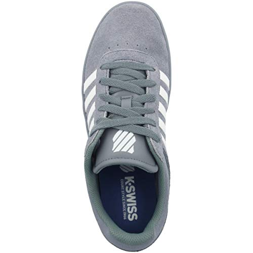 white 95676 Basses Femme Lead Sneakers Court K SDE Cheswick 034 Swiss z8gSq1