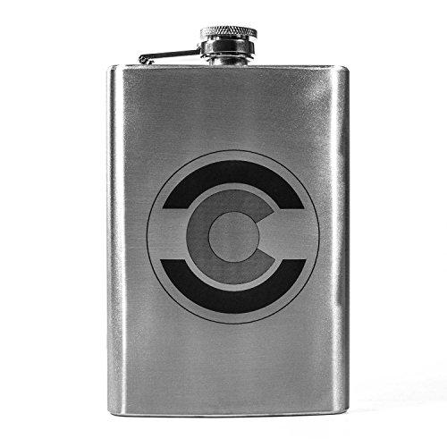 8oz State National Guard - Colorado Flask L1