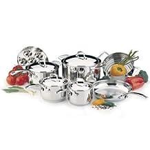 Lagostina 11-pc. Cookware Set