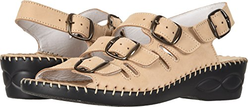 David Tate Women's Luna Cappuccino 10 AA US