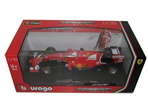 2015 Ferrari Formula 1 F1 SF15-T #5 Sebastian Vettel 1/18 by Bburago 16801 -