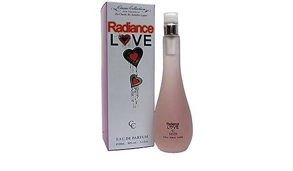 Amazon.com : Radiance Love Glow Perfume For Her 3.3 oz Eau de Parfum (Imitation) : Beauty