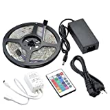 UR LED Strip Lights 27W 150x5050 SMD RGB - Best Reviews Guide