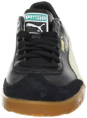 Puma Oslo Läder Klassiska Sneaker Svart / Whisper White
