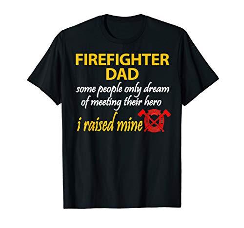 (My Son Is A Firefighter Shirt Firefighter Dad Shirt)