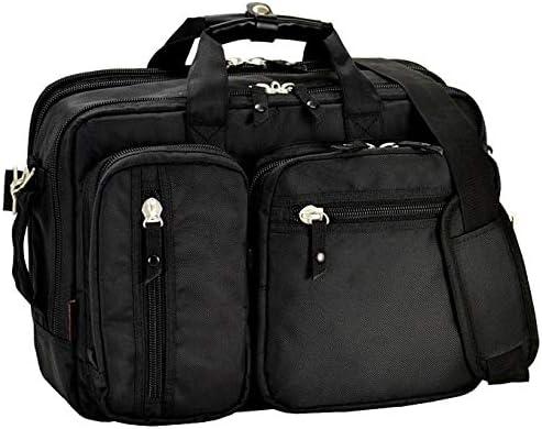 平野鞄 ビジネスバッグ ブリーフケース ショルダーバッグ メンズ B4 A4 軽量 大容量 通勤 ショルダーベルト付き キャリバー通し ビジネス 横幅40cm 黒 ブラック +オリジナル高級ムートングローブ