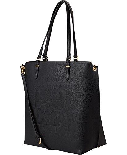 Shopping Donna RALPH LAUREN 431605014-ABBY TOTE Nero Nero