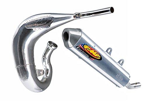 FMF Exhaust System - Fatty Pipe & Q S/A Silencer - Kawasaki KX100 1998-2013_020050|020493 ()