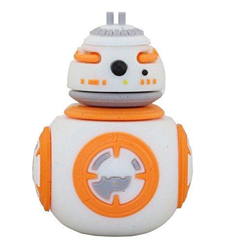 FidgetFidget Pendrive Cartoon Star Wars BB-8 USB Flash Drive