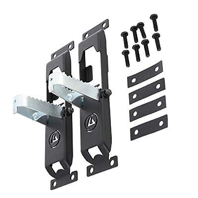 Smittybilt 7630 JK Atlas Door Steps for Jeep JK 2/4 Door (Pair): Automotive