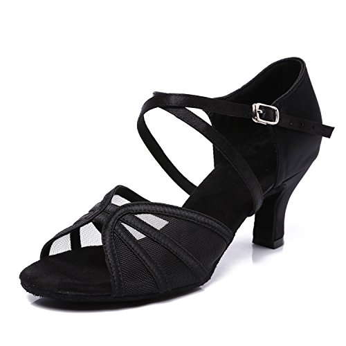 flat salsa shoes for women - 1